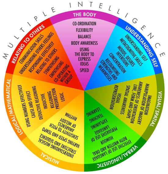 multiple intelligences gardner