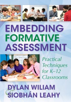 book cover embedding formative assessment