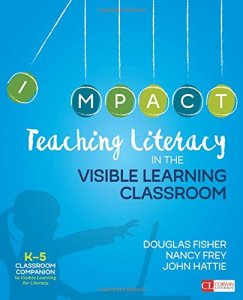 book cover teaching literacy k-5