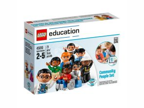 Lego community people