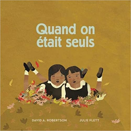 quand on était seuls cover